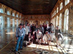 エルミタージュ宮殿の『玉座の間』
