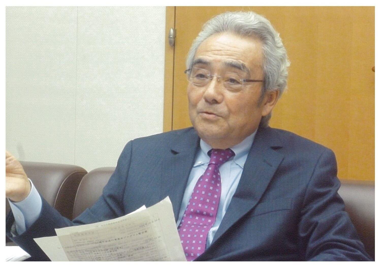 村田紀敏氏
